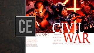 Marvel Civil War - 001 - Stamford