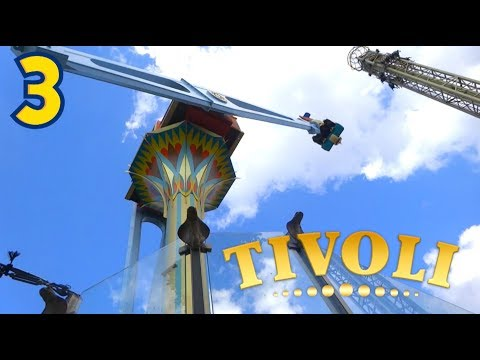 Tivoli Gardens@Dinamarca (parte 3)