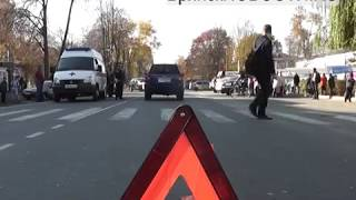 В Новозыбкове на переходе сбили женщину с ребенком