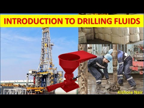 INTRODUCTION TO DRILLING FLUIDS