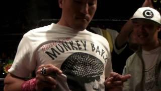 SHINGO★西成 MONKEY BARZ LIVE