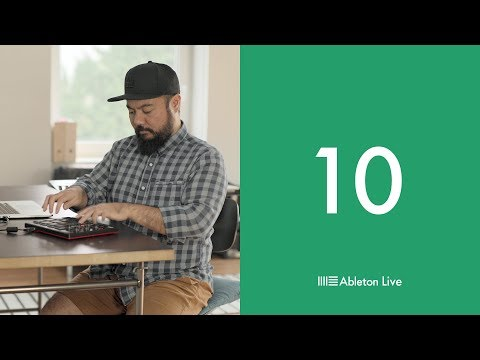 Ableton Live 10: Capture
