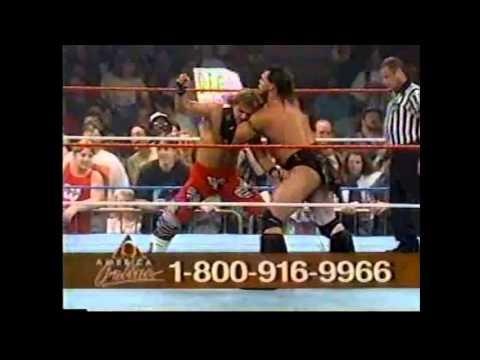 Shawn Michaels vs. Tatanka thumbnail