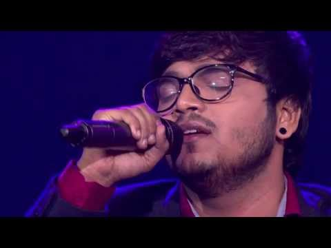 The Voice India - Vishva Shah's performance in the semi-finals