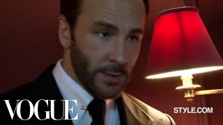 Inside Tom Ford's New Cosmetic Line
