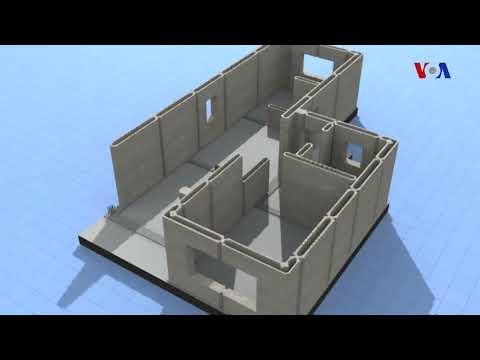 Səudiyyə Ərəbistanı ev çatışmazlığı problemini həll etmək üçün 3D çap olunmuş evlər tikir
