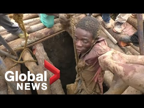 8 Found Alive After Flooding Of Zimbabwe Mine