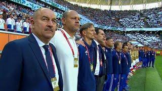 На Первом канале смотрите гостевой матч сборной России по футболу с командой Сан Марино