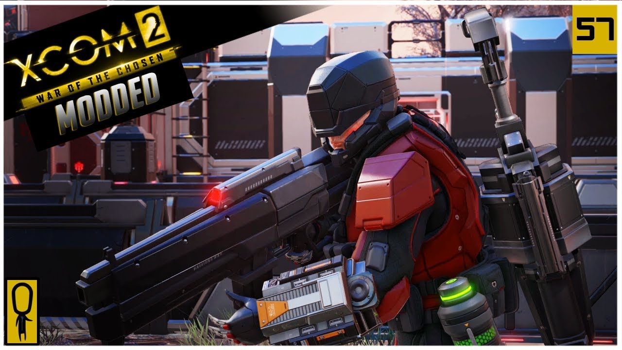 advent forge mission xcom 2 wotc modded gameplay part. Black Bedroom Furniture Sets. Home Design Ideas
