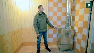 Смотреть видео статья по газобетону как делают и что используют