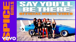 Repeat youtube video Spice Girls - Say You'll Be There