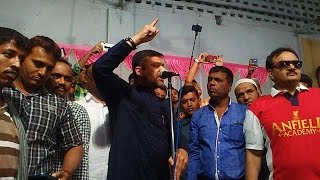 GHMC Polls | Akbaruddin Owaisi latest speech on GHMC elections 2016