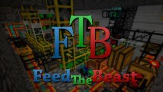 Feed The Beast #22 - Lampaita mä metsästän...