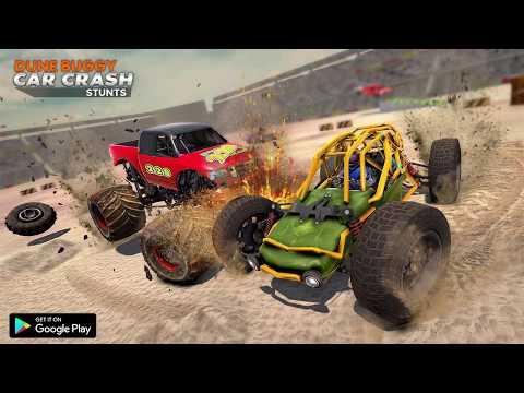Offroad Dune Buggy Car Crash Derby Stunts – Apps on