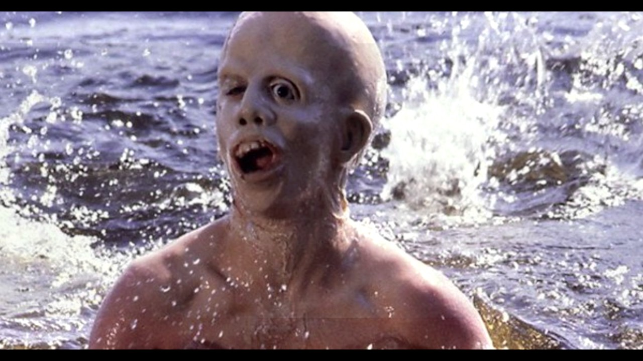 Jason Voorhees Real Face Youtube