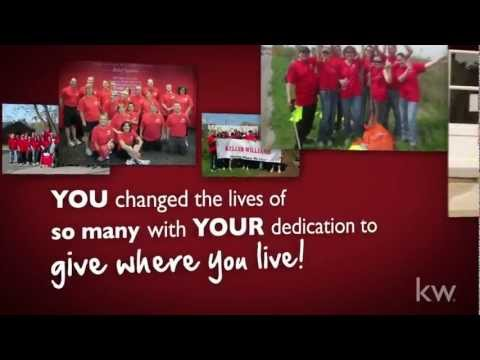Keller Williams Realty- RED Day!!!