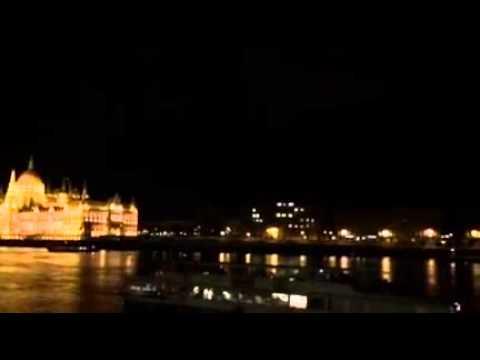 Fireworks sur le Danube