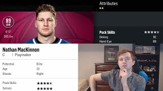 NHL 18 FEBRUARY ROSTER UPDATE REVIEW
