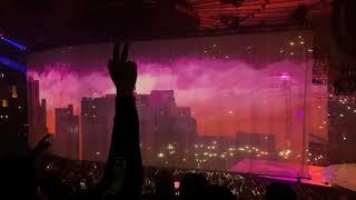 Travis Scott // Lights Show (Live @ Madison Square Garden) Wish You Were Here Tour