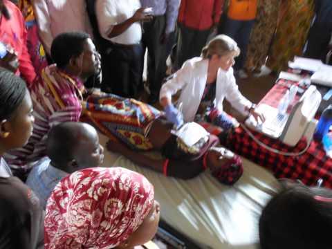 Medical Mission to Nebobongo Hospital, Democratic Republic of Congo
