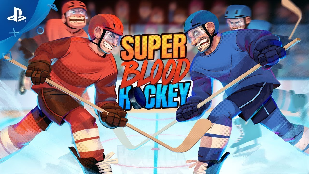Super Blood Hockey - Trailer | PS4