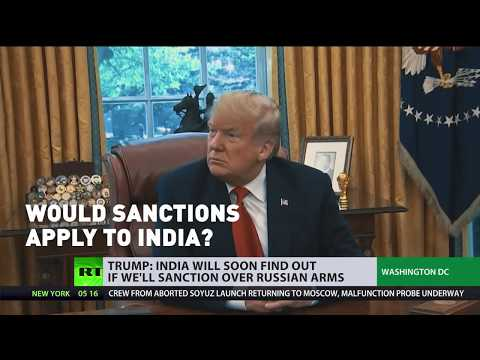 'Sooner than you think': Trump vows swift reaction to India's S-400 purchase from Russia