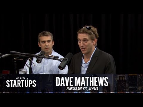 - Startups - News Panel with Dave Mathews, Erik Rannala and Matthew Panzarino - TWiST #294