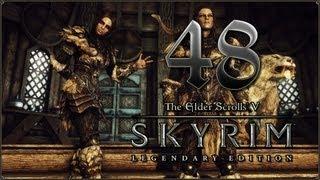 Прохождение TES V: Skyrim - Legendary Edition — #48: Деловой кот(Видео-прохождение TES V: Skyrim LE на русском языке + более 150'ти Модов. ФОРУМ - http://denx3m.ru Тема на форуме - http://goo.gl/H0hTF2..., 2013-10-08T17:43:17.000Z)