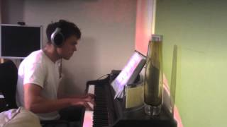 Yiruma - River Flows In You - Piano Cover - Slower Ballad Cover (New Version)