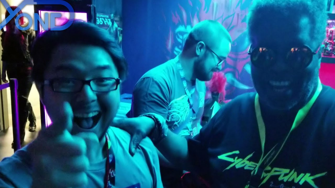 """Mike Pondsmith on Cyberpunk 2077: """"You Can Wait a Few More Years. It'll Be Worth It."""""""