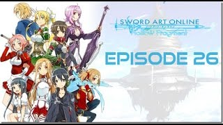 Sword Art Online: Hollow Fragment - Horn of Madness - Episode 26 - Gameplay Commentary