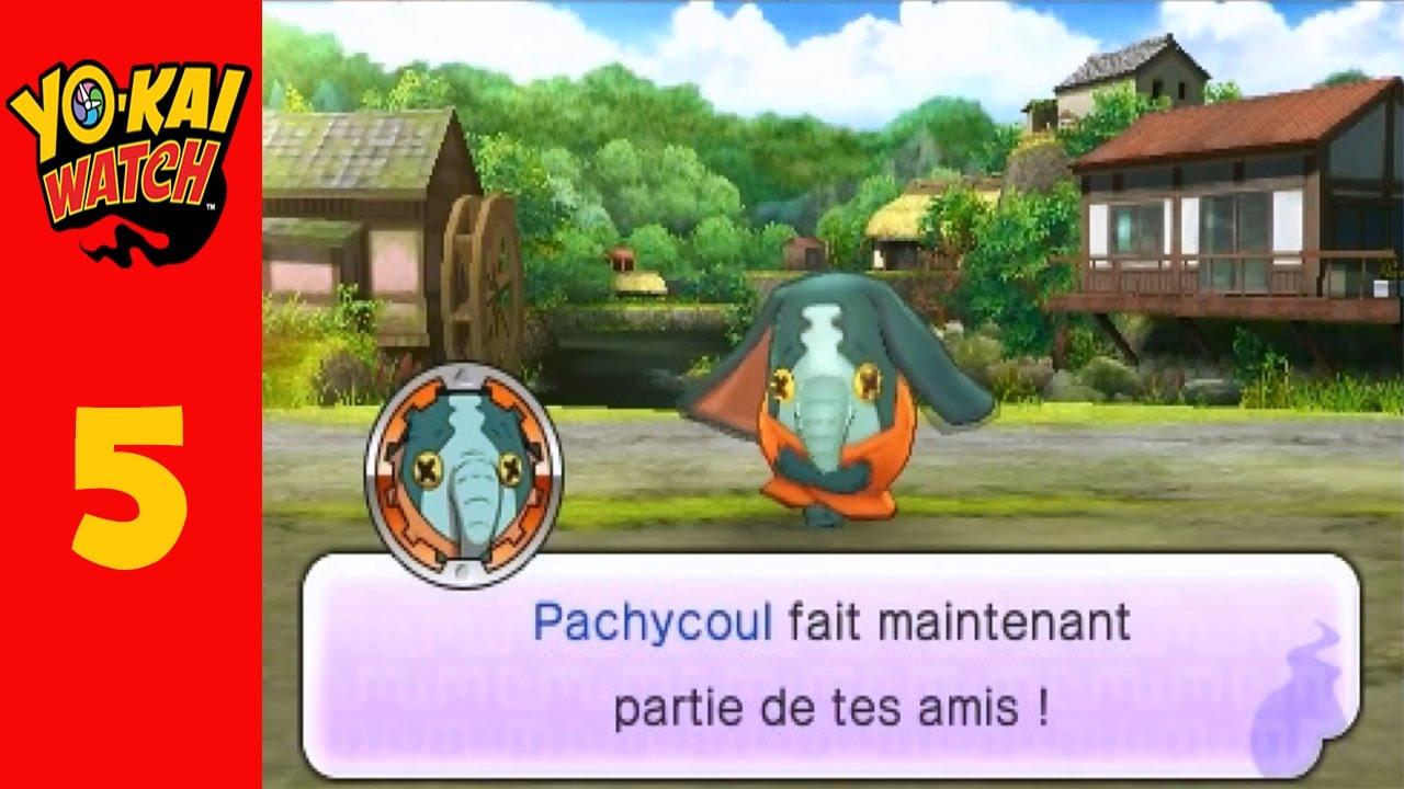 Yokai Watch 2 Fantômes Bouffis Secrets De Lamechimie 5