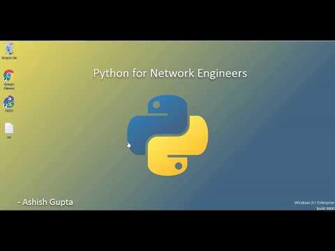Python Paramiko Install
