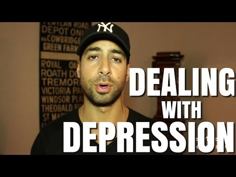 How To Deal With Depression & Suffering