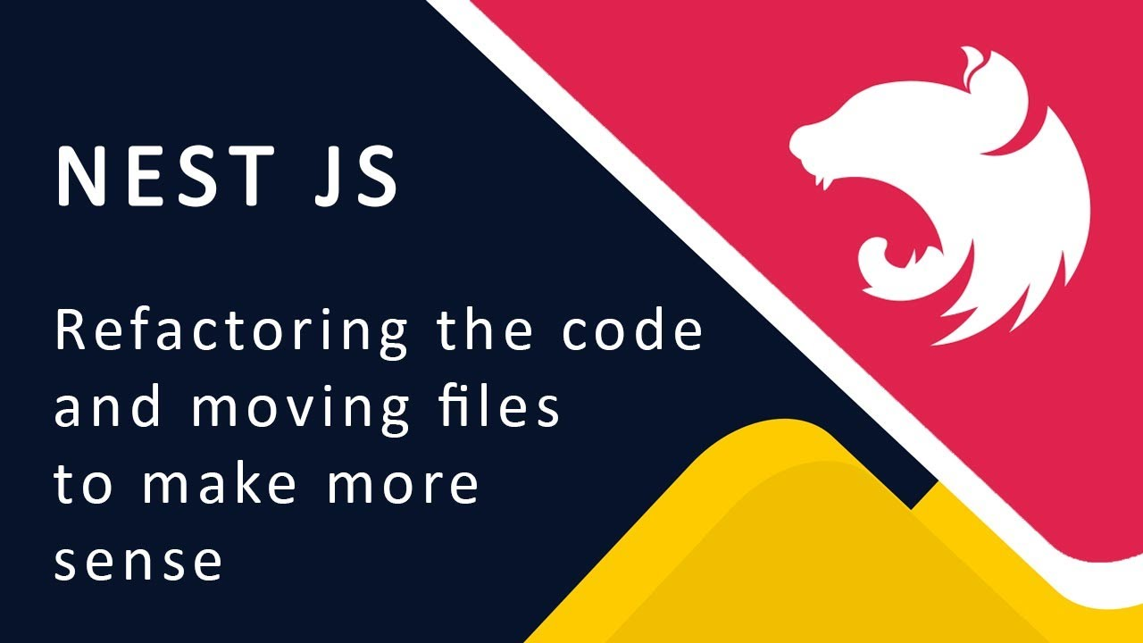 Refactoring The Quiz Module and Moving Things to Make More Sense using VS Code 09