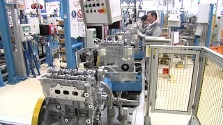Renault TCe 90 Engine Production at the Pitesti Plant, Romania