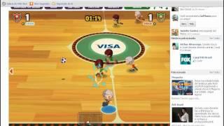 Novo jogo gol mania facebook