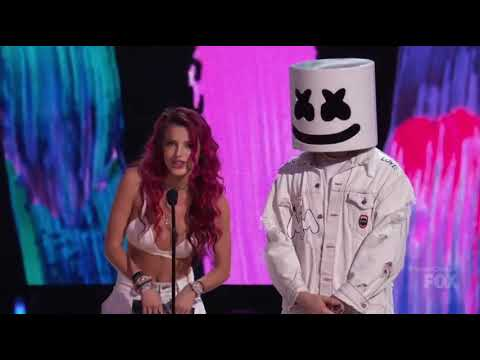 MARSHMELLO LIVE Teen Choice Awards 2017