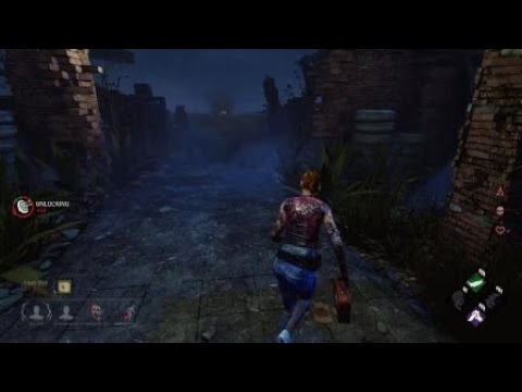 Barely Escaping Dead by Daylight