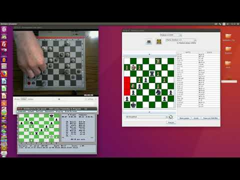 Novag Zircon vs Chess Genius 1.0