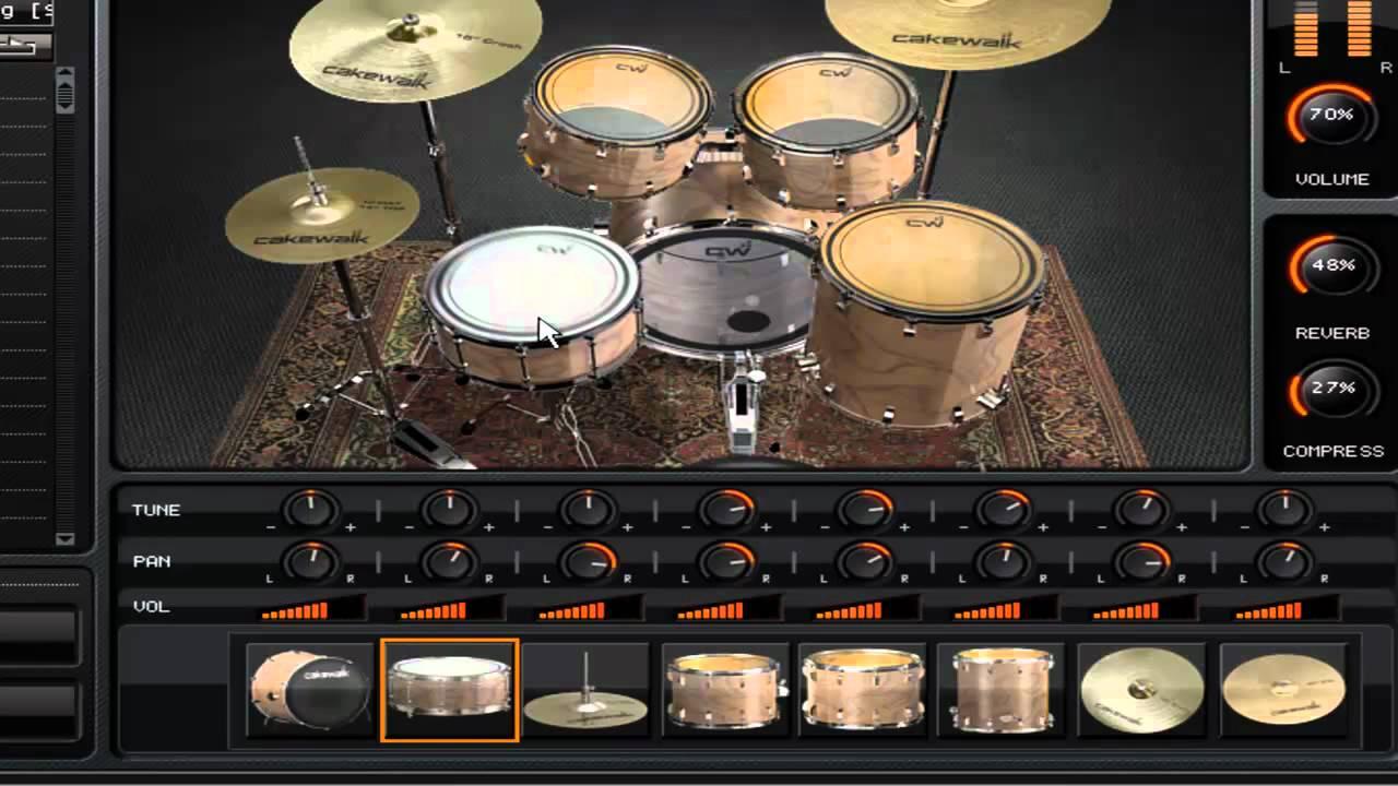 Kvr: studio instruments by cakewalk bundle vst plugin and audio.