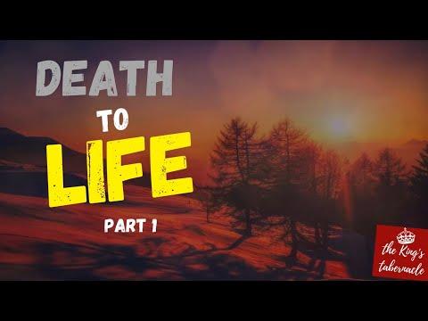 Death To Life - Part 1 - (English-Hindi) || Godwin Sequeira