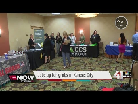 Jobs up for grabs in Kansas City
