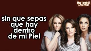 Pandora - Cosas Que Nunca Te Dije (Letra)
