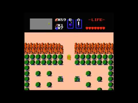 Let's Play The Legend of Zelda: 2nd Quest, Part 5, Level 3