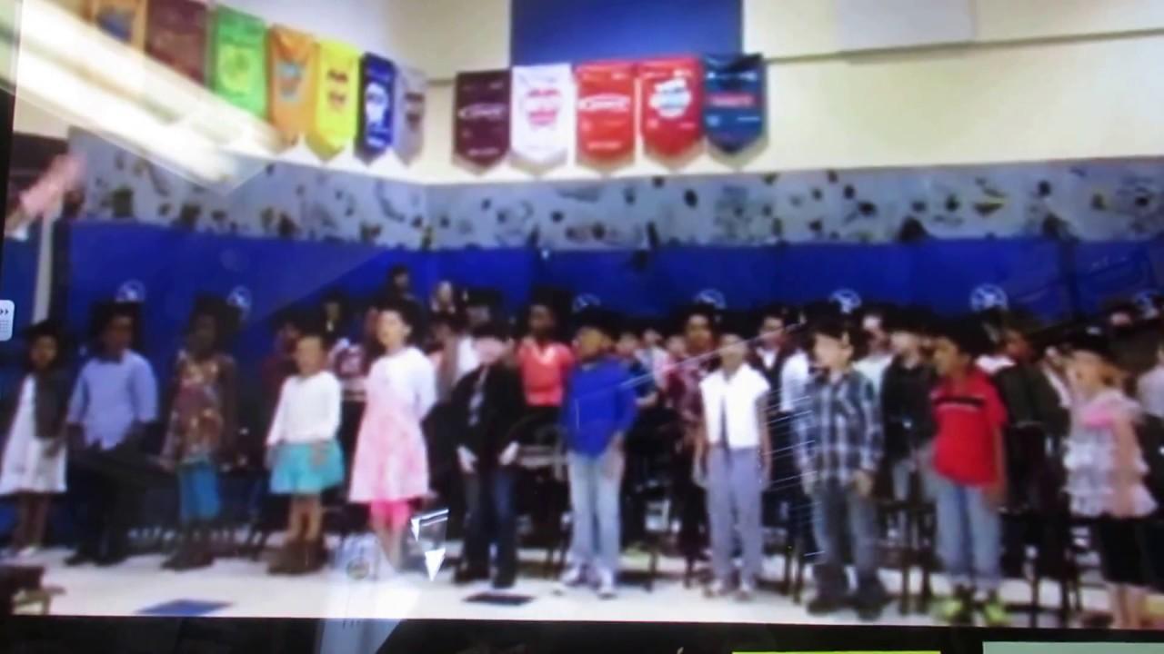 We Did It! Kindergarten or Preschool Graduation Song