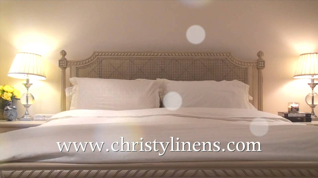 Christy Bed Linen Giveaway Youtube