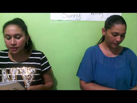 Students Reading a Story New Dawn Society Honduras