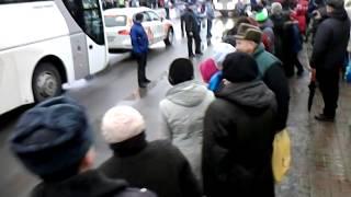 Олимпийский огонь в Курске. Официальное видео 16 января 2014(Это видео загружено с телефона Android., 2014-01-16T16:23:27.000Z)