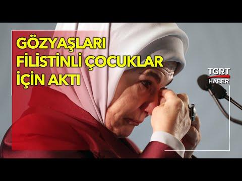 Emine Erdoğan'ın Gözyaşları - 'Çocukların Sesi En Çok Kahkahalara Yakışır'